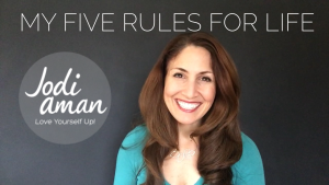 five rules for life