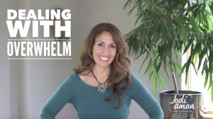 dealing with overwhelm, burn out, depression, anxiety