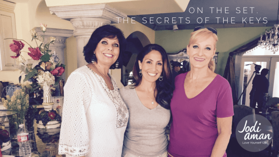 the secrets of the keys stars Jodi Aman