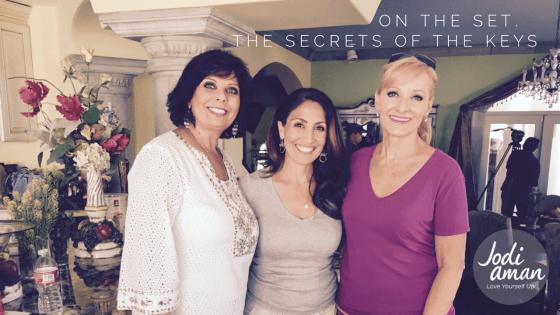 the secrets of the keys stars Jodi Aman