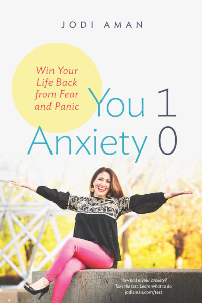 Book You 1 Anxiety 0 By Jodi Aman