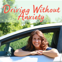 Driving without anxiety driving anxiety recovery