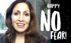 "5 Reasons to Let Go of Anxiety this year! ""Happy No Fear!"""