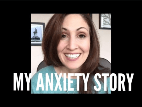 My anxiety story