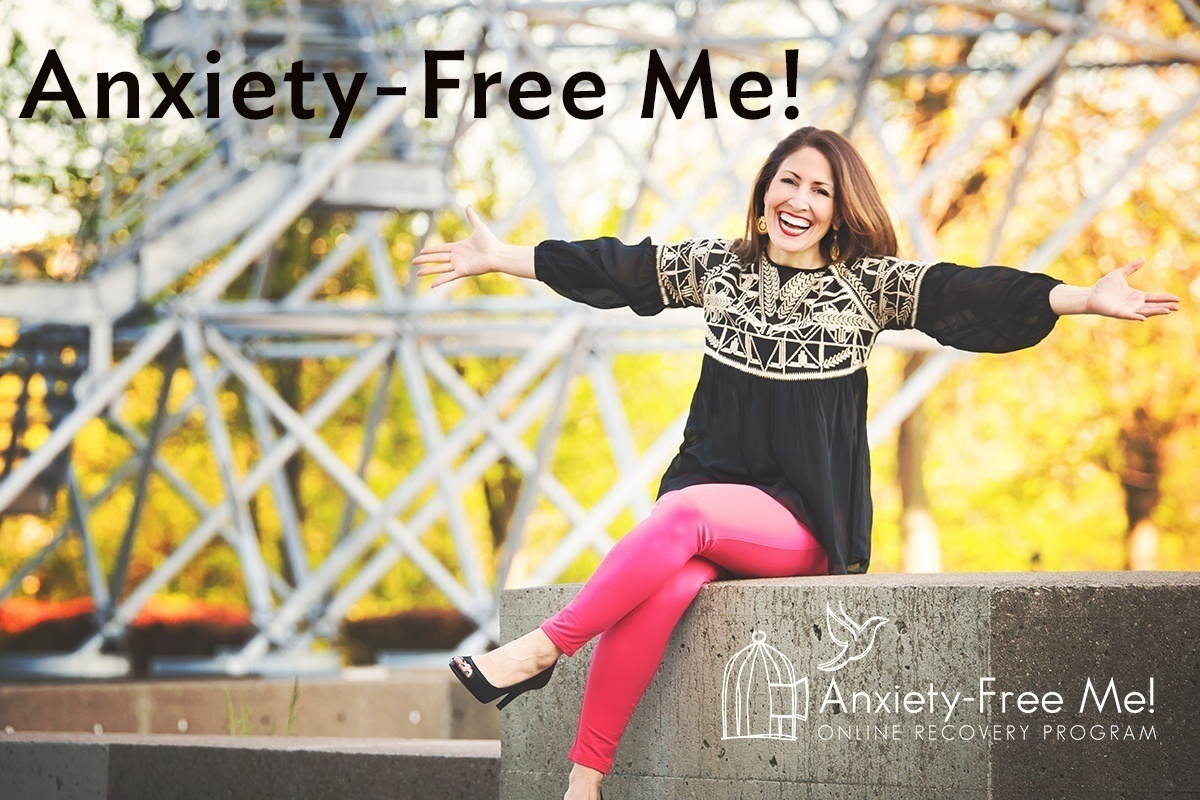 anxiety free me online anxiety recovery program
