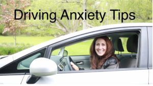 driving anxiety tips