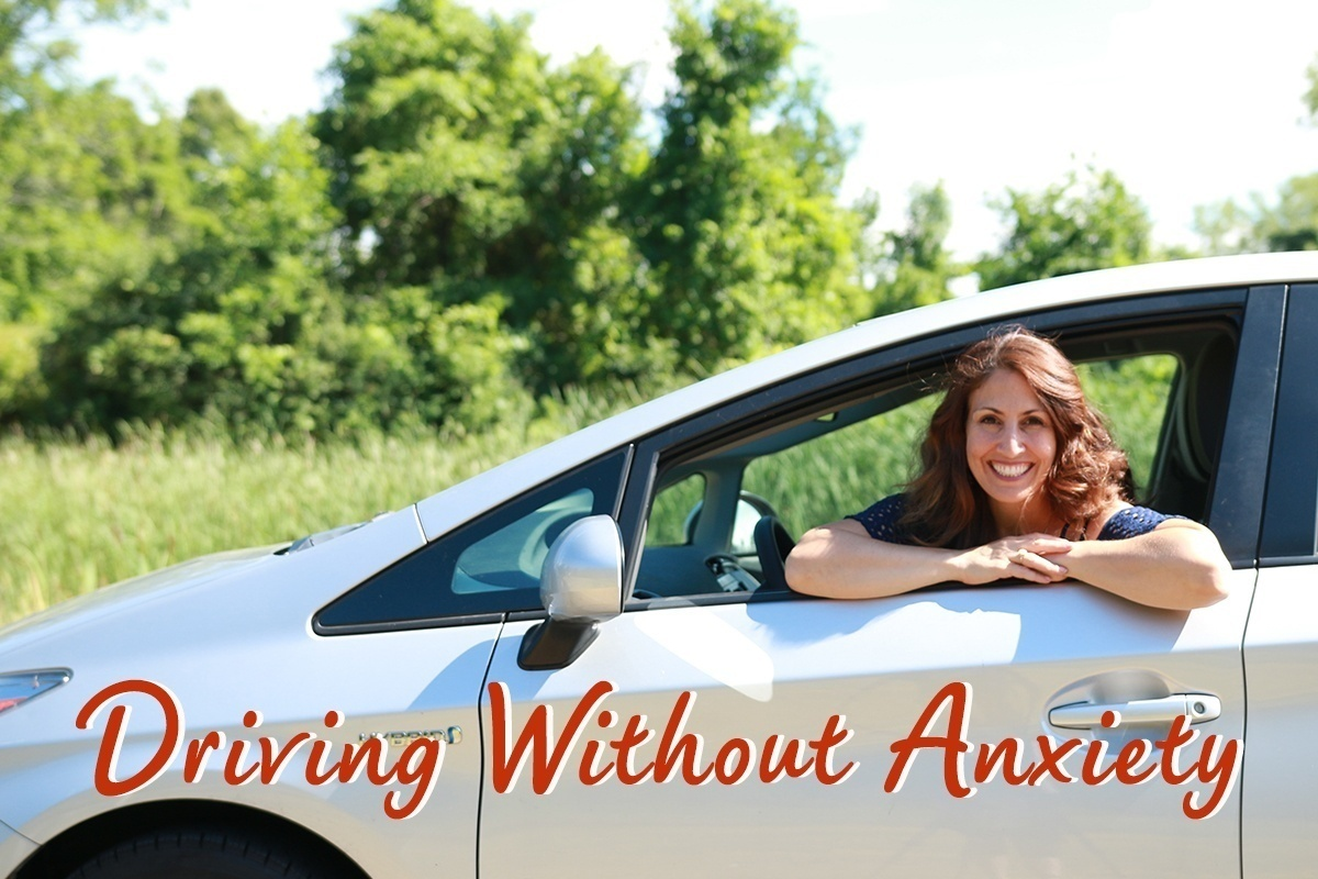 driving without anxiety meditations