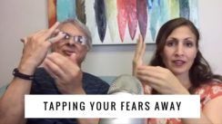 tapping fears away with tom