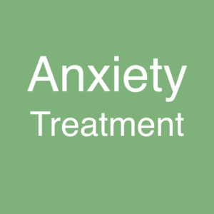 therapeutic document anxiety treatment