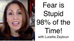 fear is stupid