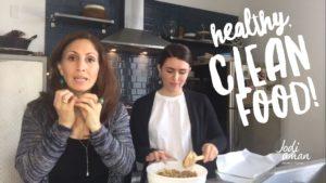 healthy clean food snacks
