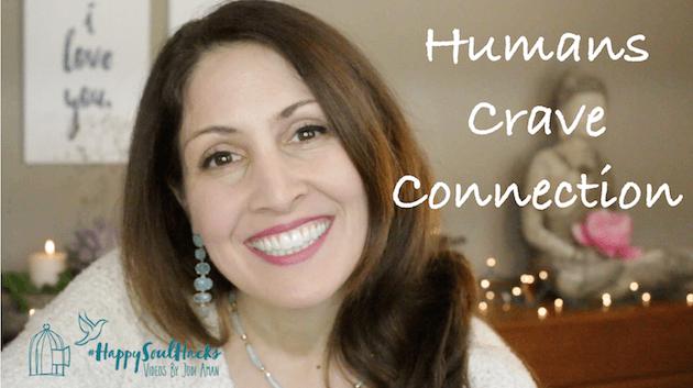 Humans-crave-connection
