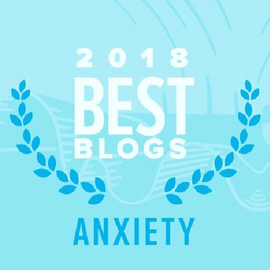 best anxiety blogs