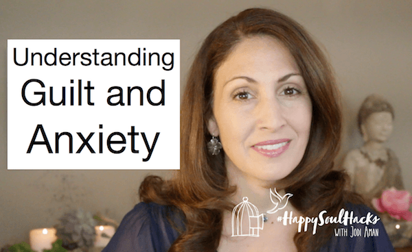 Understanding Guilt and Anxiety - How to get rid of guilt
