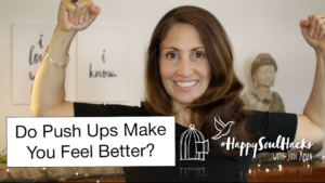 do push ups help you feel better?