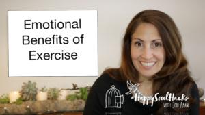 emotional benefits of exercise