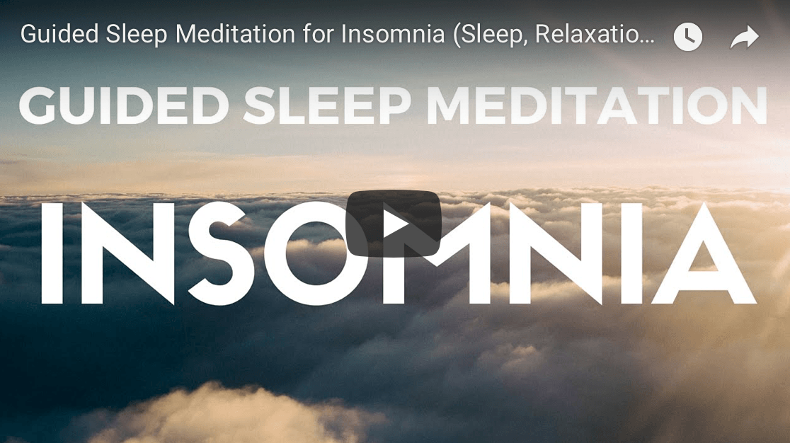 Sleep Anxiety Meditations - YouTube Videos to Help You Rest