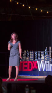 Speaking Jodi Aman Tedx