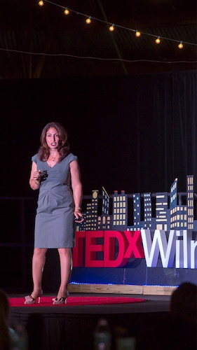 Jodi Aman Tedx Cause and Effect