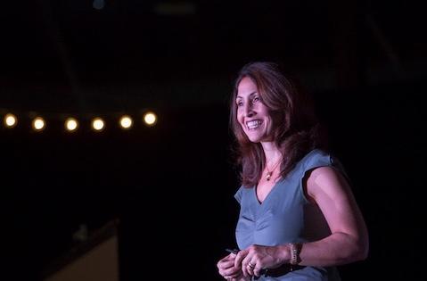 Jodi Aman Tedx