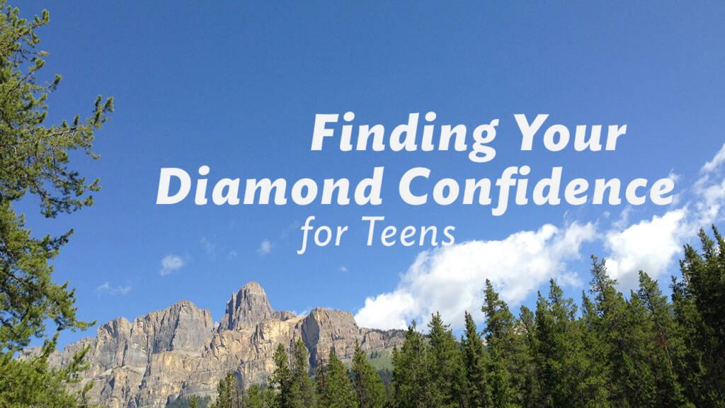 TEEN diamond confidence